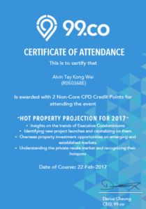 hot property projection 2017