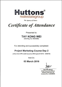 Project Marketing Course Day 2