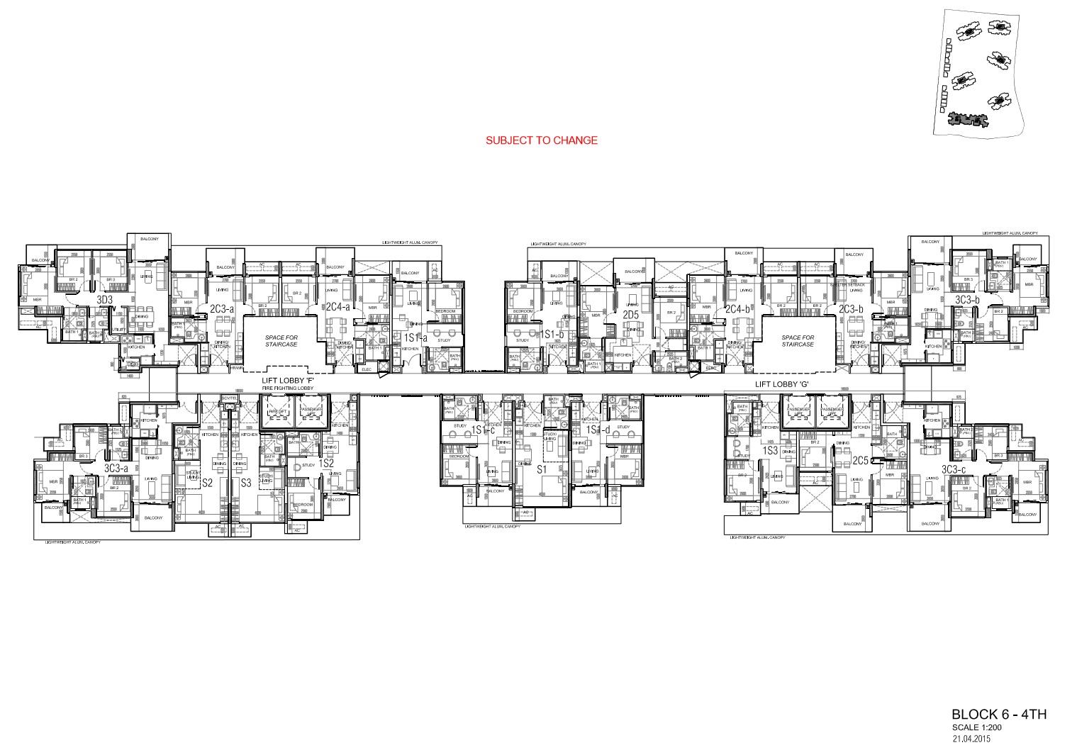 Site Plan Block 31