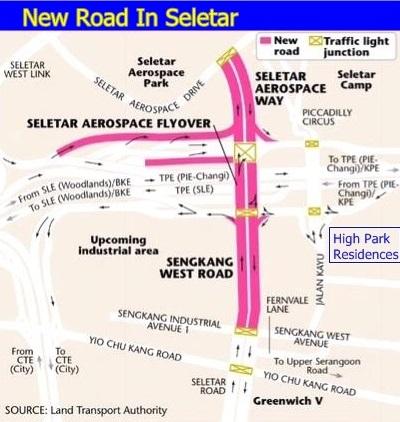 New Road Seletar