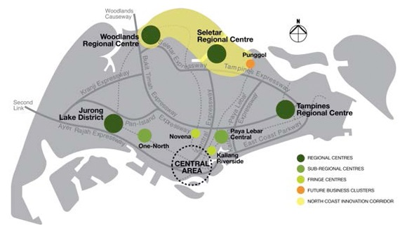 North Coast Innovation Corridor