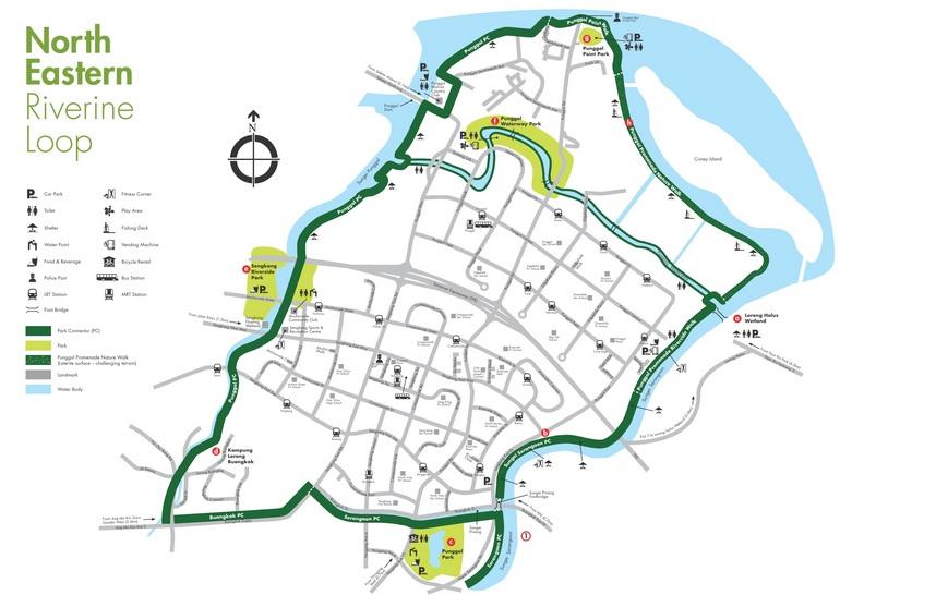 North Eastern Riverine Loop