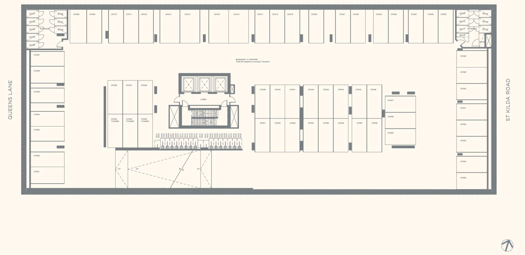 Floor Plate Basement 03
