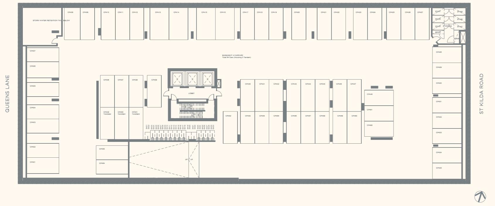 Floor Plate Basement 04