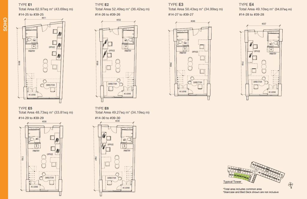 Floorplan - SOHO - Page 1