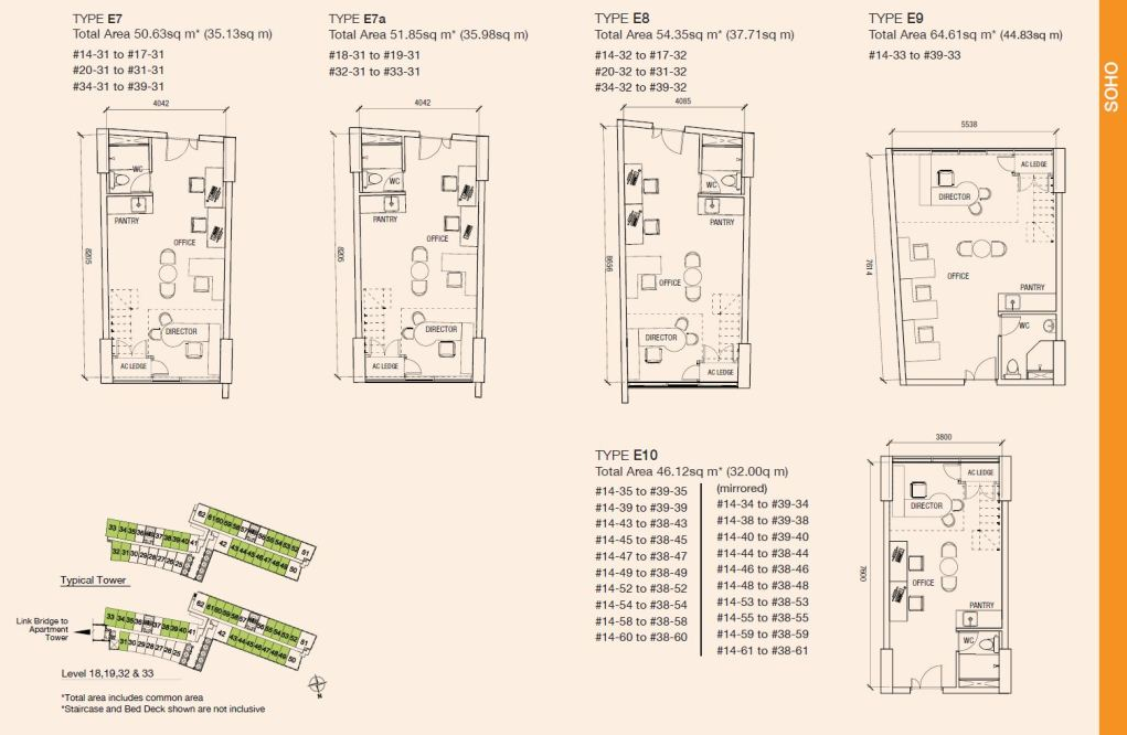 Floorplan - SOHO - Page 2