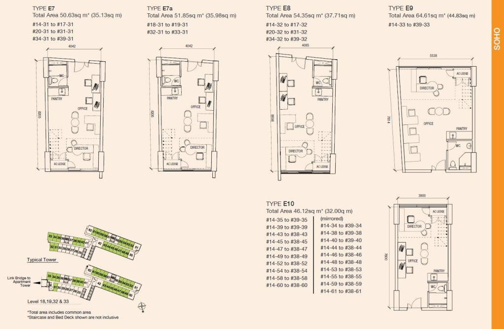 Floorplan - SOHO - Page 2
