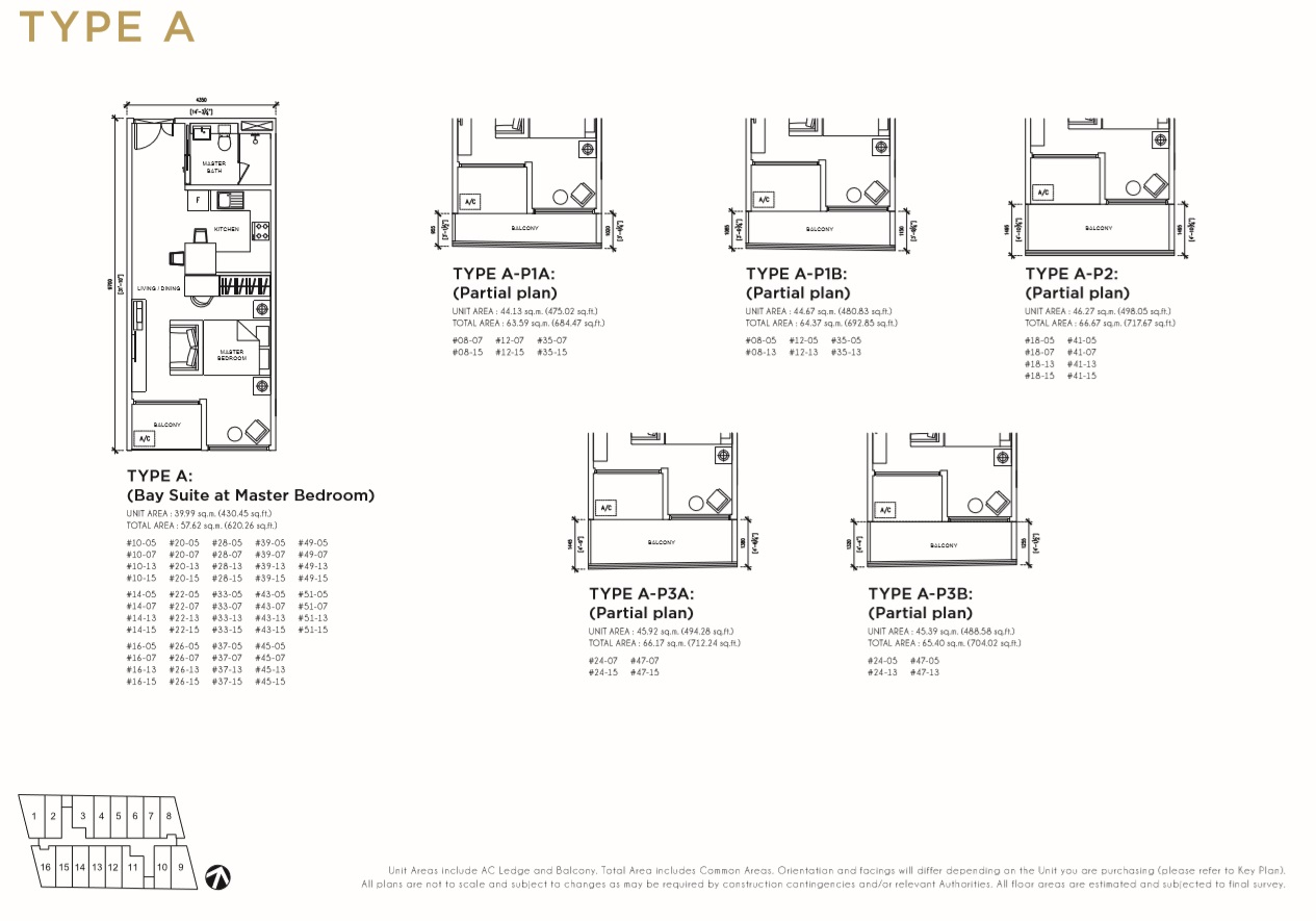 Floorplan Type A