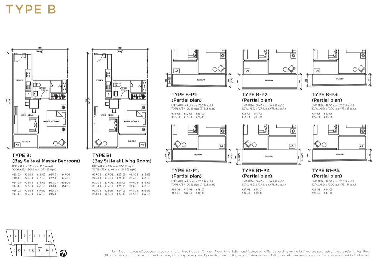 Floorplan Type B