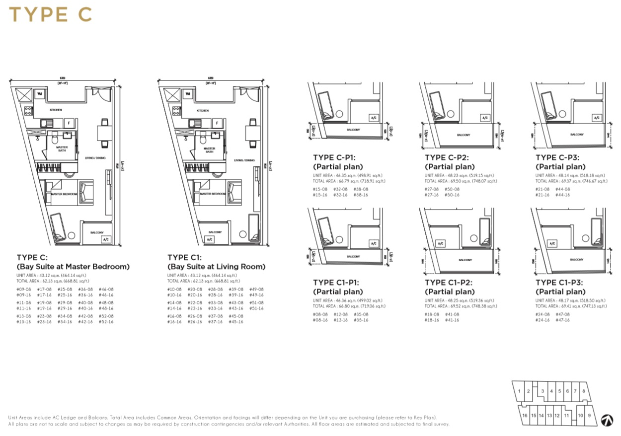 Floorplan Type C