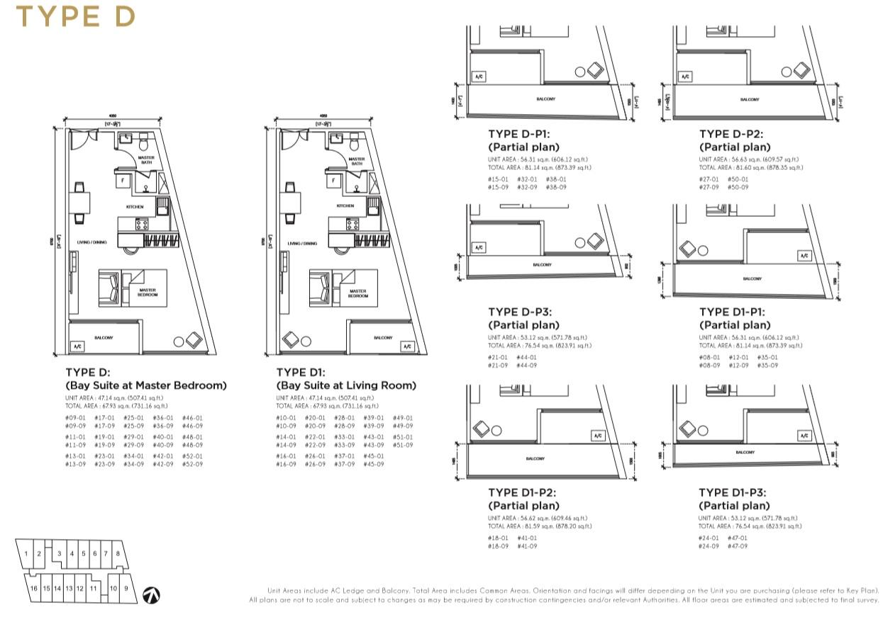 Floorplan Type D