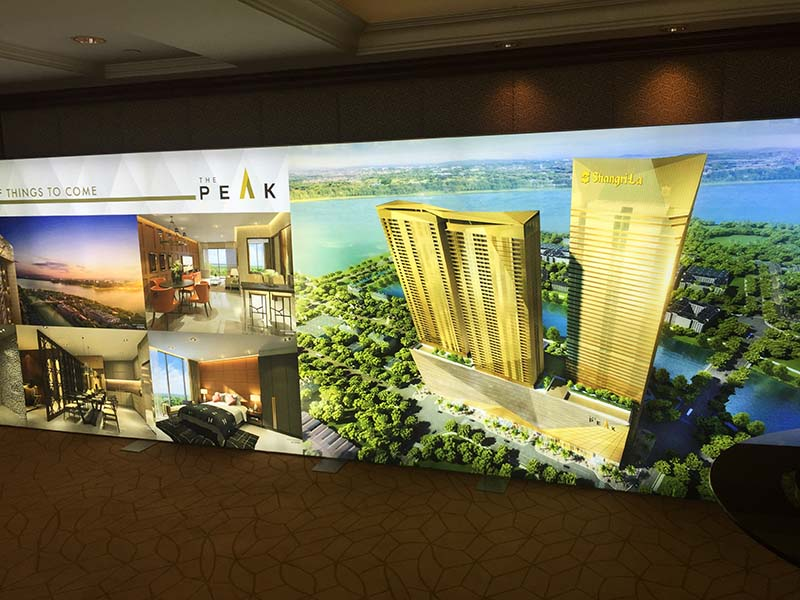 The Peak Shangri-La Hotel Launch