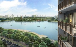 LakeVille-Jurong-lake-view
