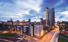 Oxygen Tower Manchester Artist Views