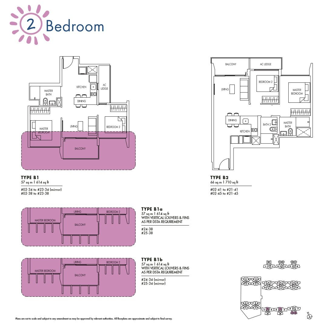 Sol Acres 2 Bedroom