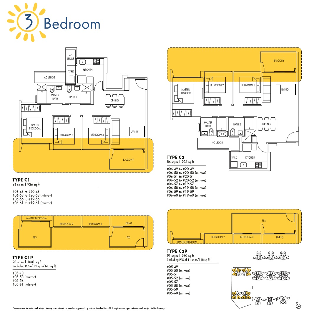 Sol Acres 3 Bedroom