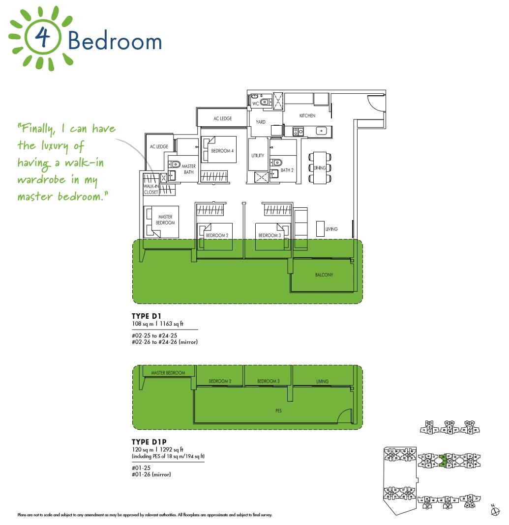 Sol Acres 4 Bedroom