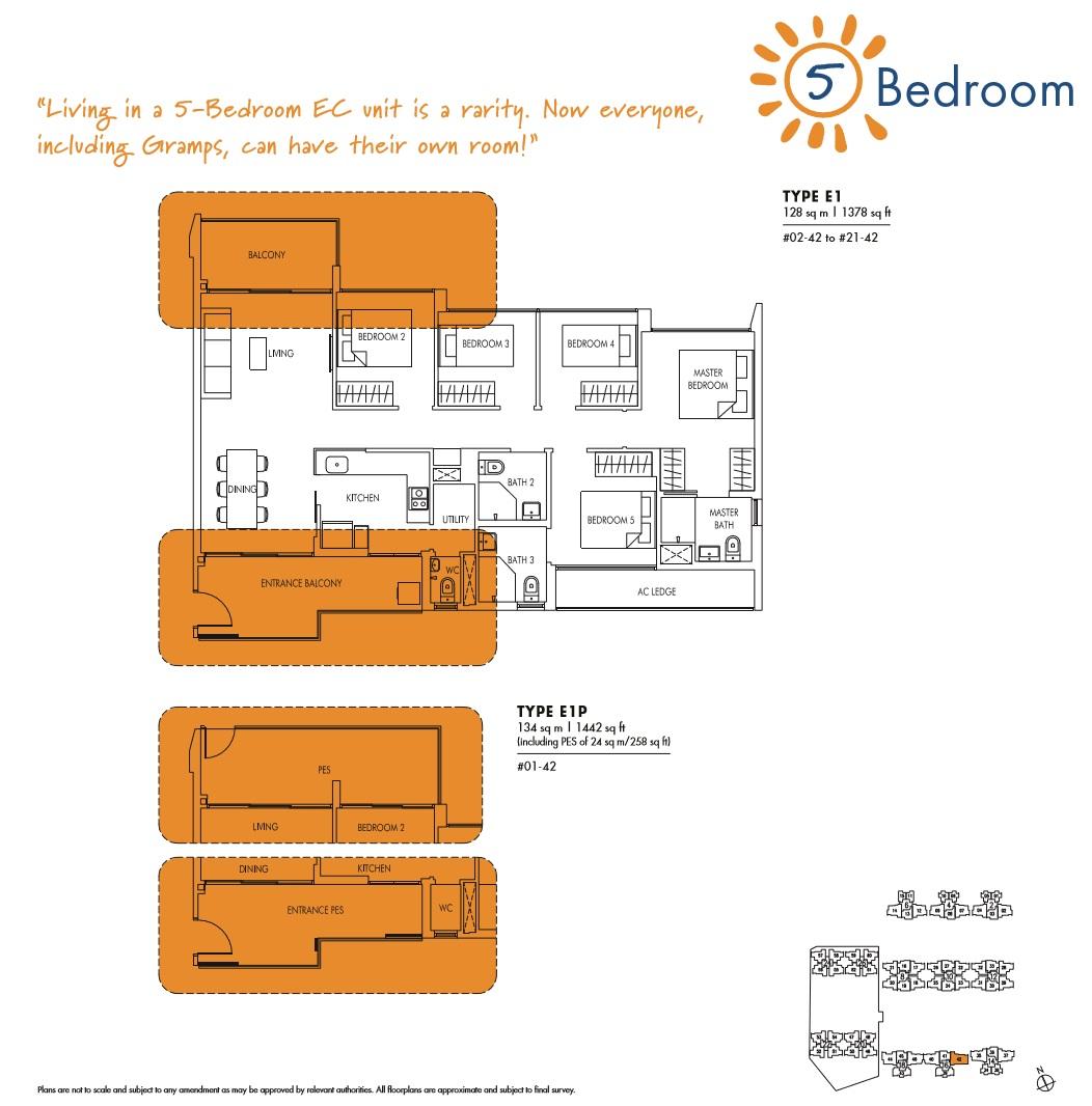 Sol Acres 5 Bedroom