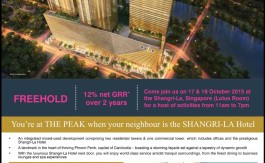 The Peak Shangri-La Launch