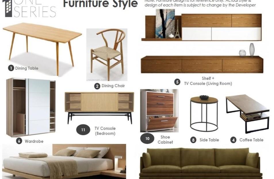 Vista Verde One Series Furniture Style