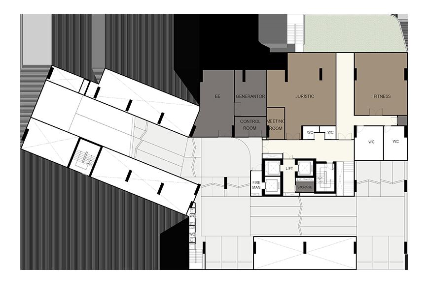 Building A - 2nd Floor