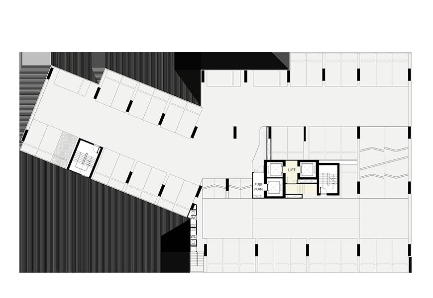 Building A - 3rd Floor