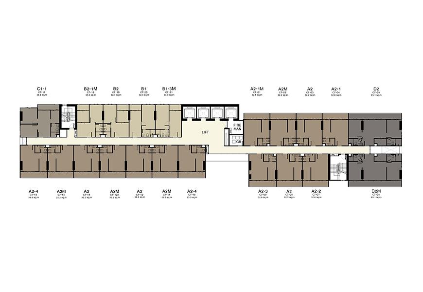 Building C -  7th Floor