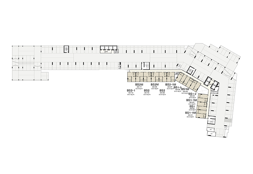 Building BC - 2-5th Floor