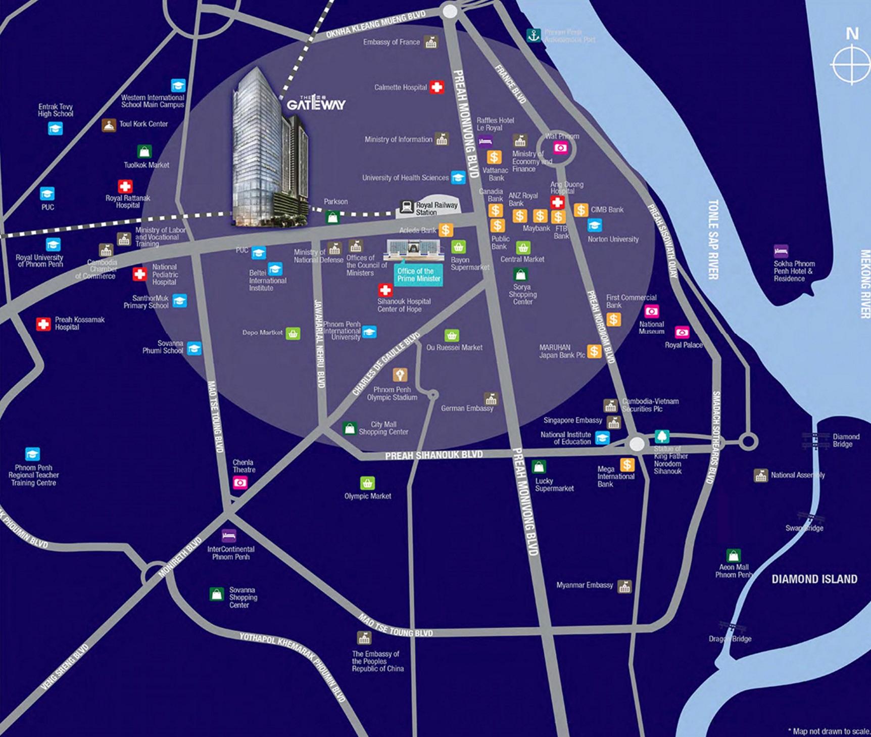 Gateway Location