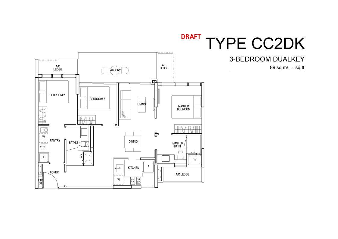 Type CC2DK