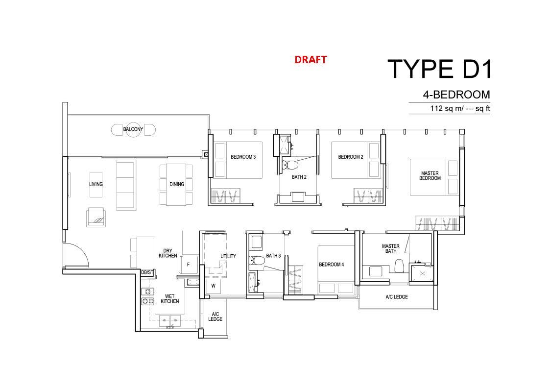 Type D1