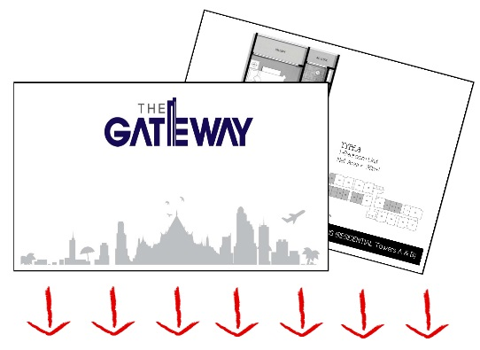The Gateway FloorPlan Download