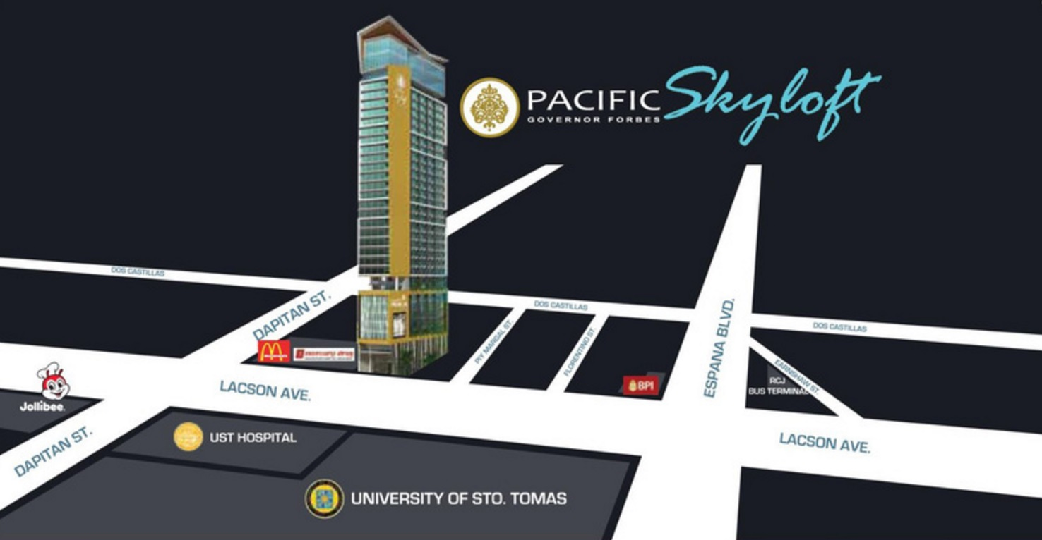 Location Pacific Skyloft