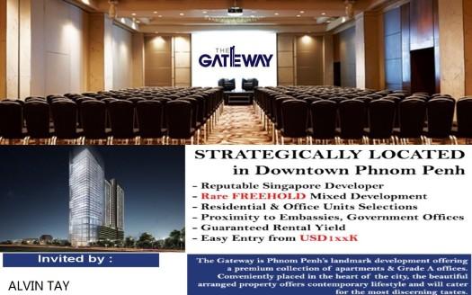 Gateway Hotel Launch Hilton