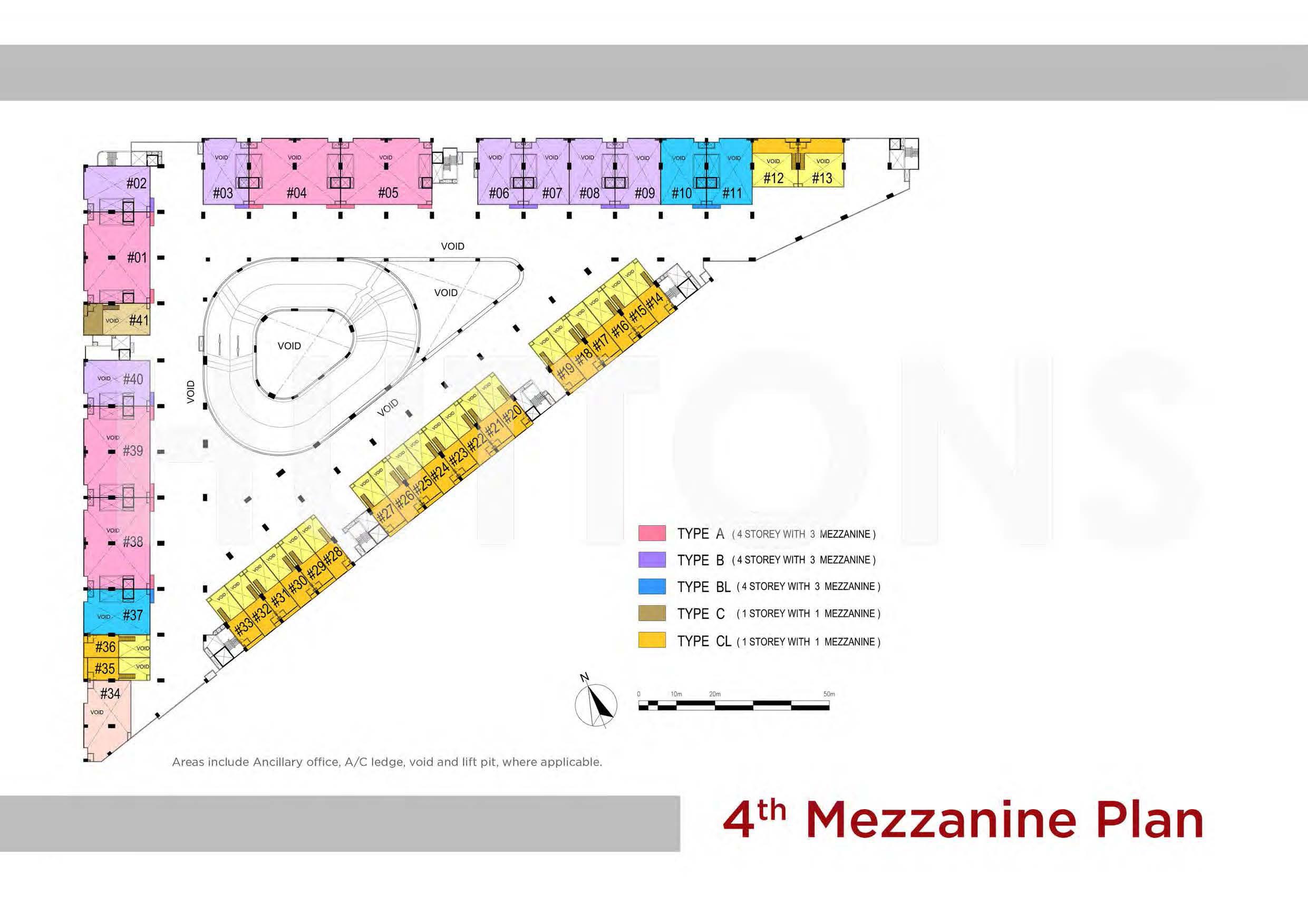 4th Mezzanine