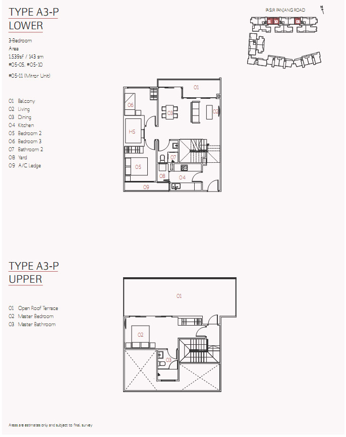 floorplan_village_PentH_typeA3-P