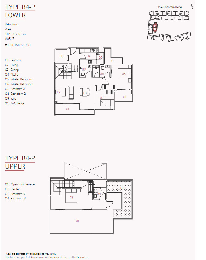 floorplan_village_PentH_typeB4-P