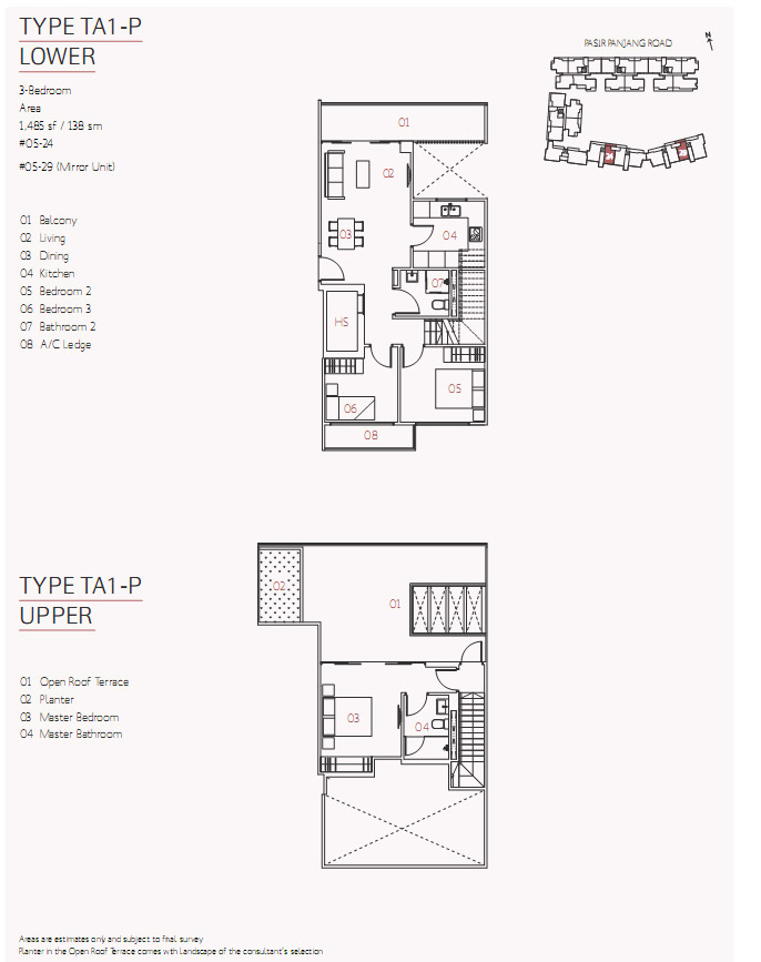 floorplan_village_PentH_typeTA1-P