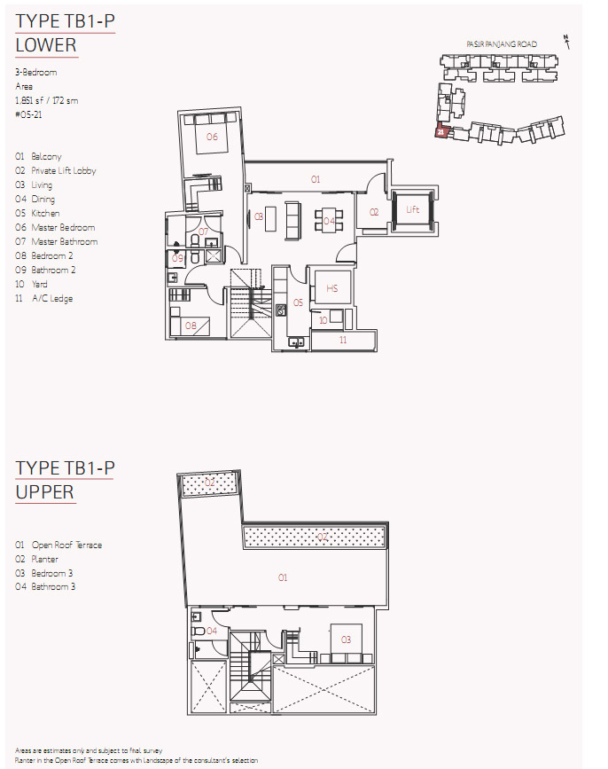 floorplan_village_PentH_typeTB1-P