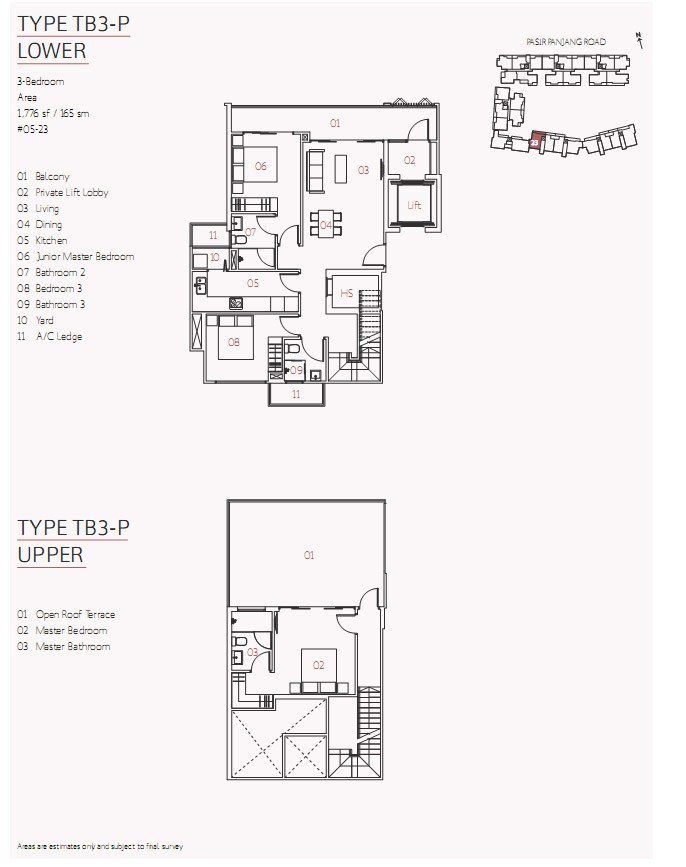 floorplan_village_PentH_typeTB3-P