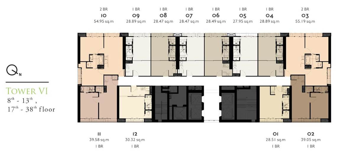 T6-8-to-13-floor-plate