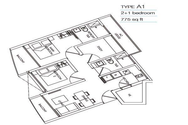 Type A1