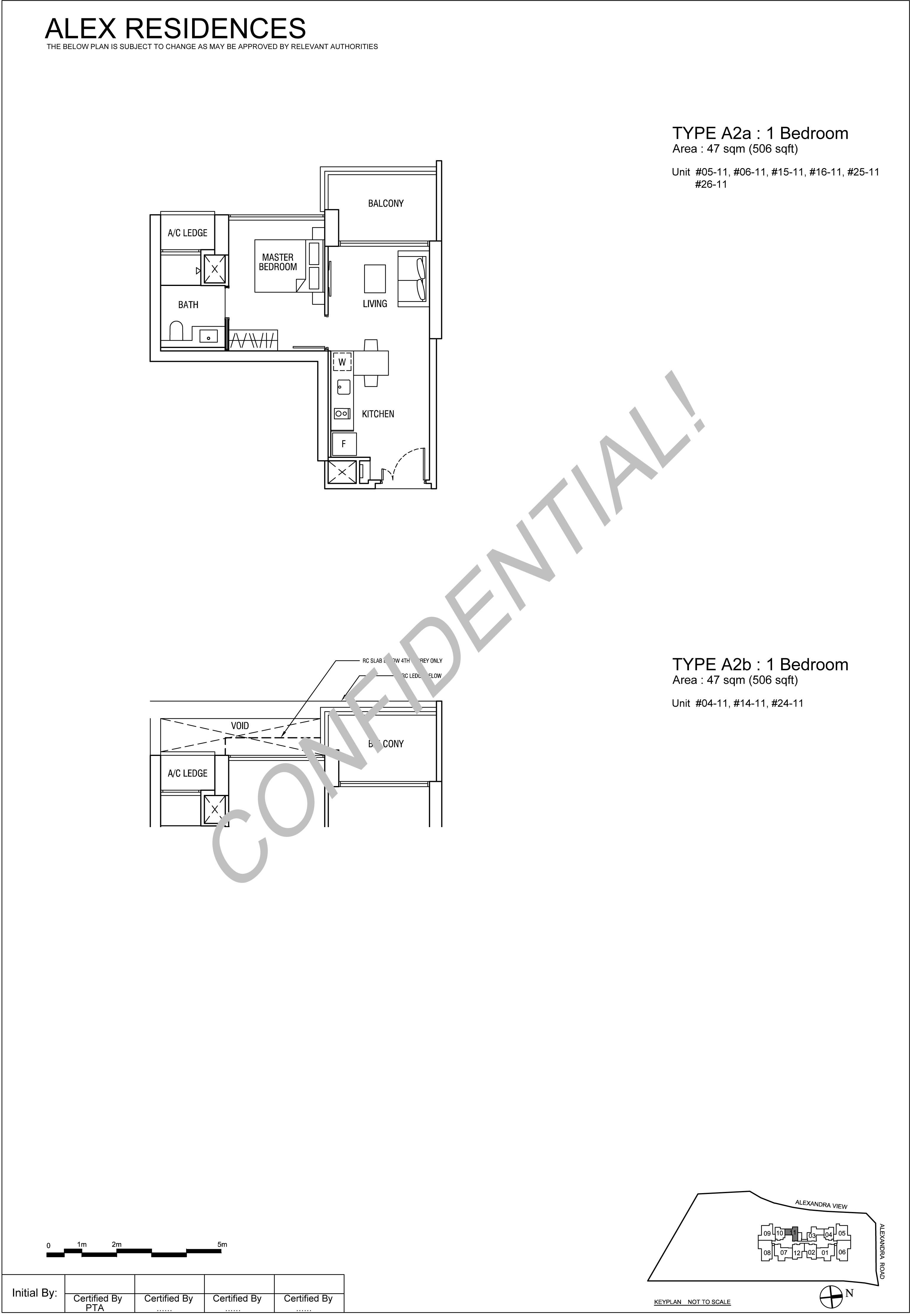 TYPE-A2-1-Bedroom
