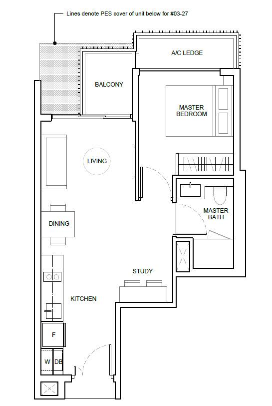 1-bedroom-study
