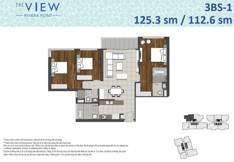 FloorPlan 3BS-1