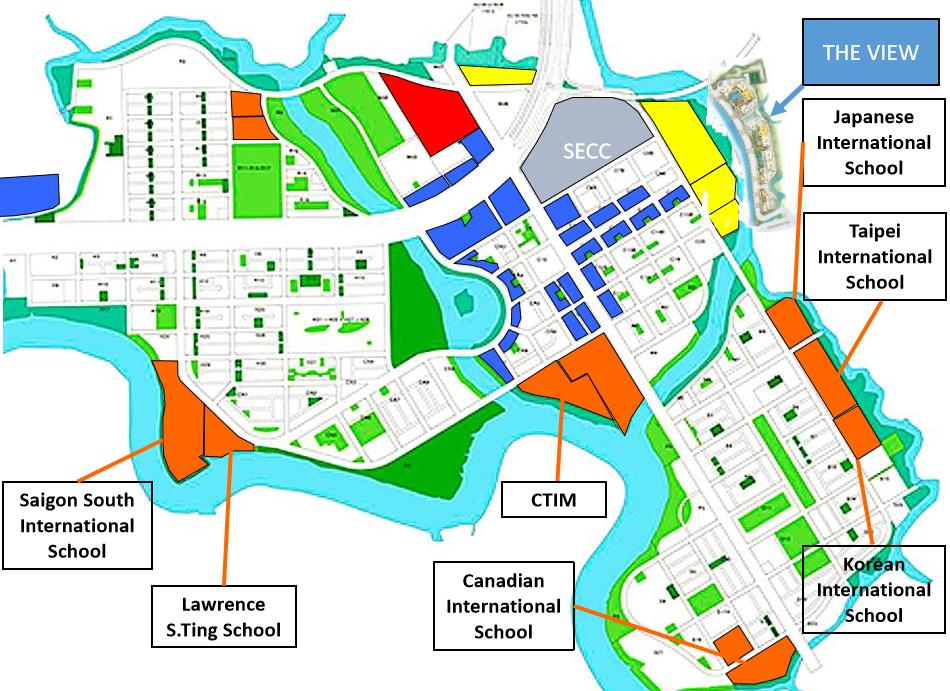 surrounding-school