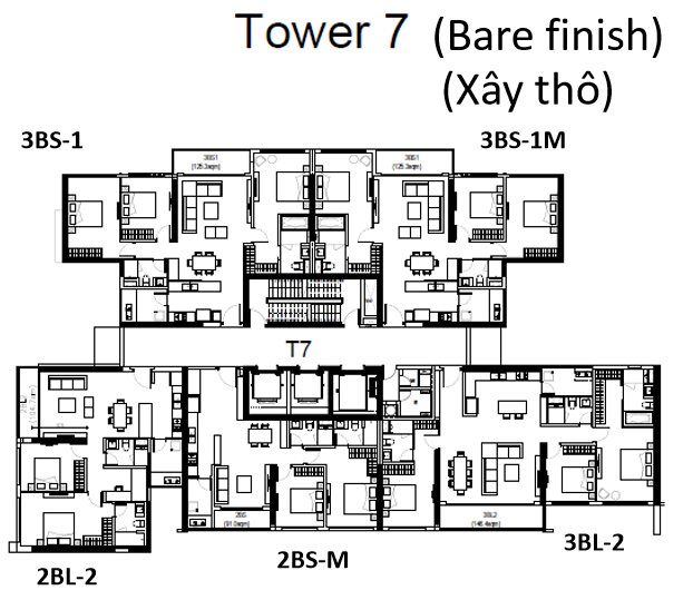 Tower 7 Siteplan