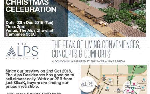 The Alps Residences ECB