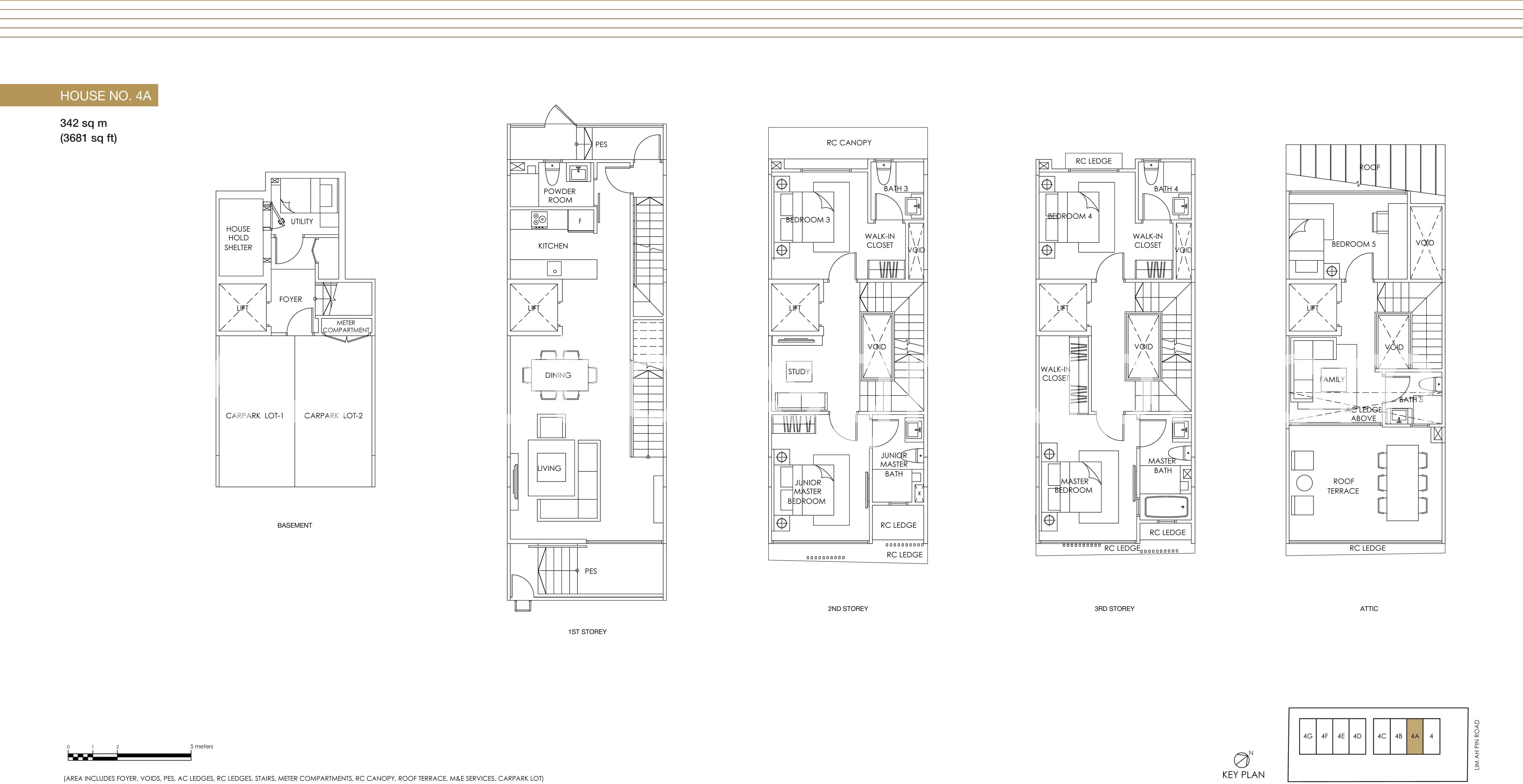 House no. 4A