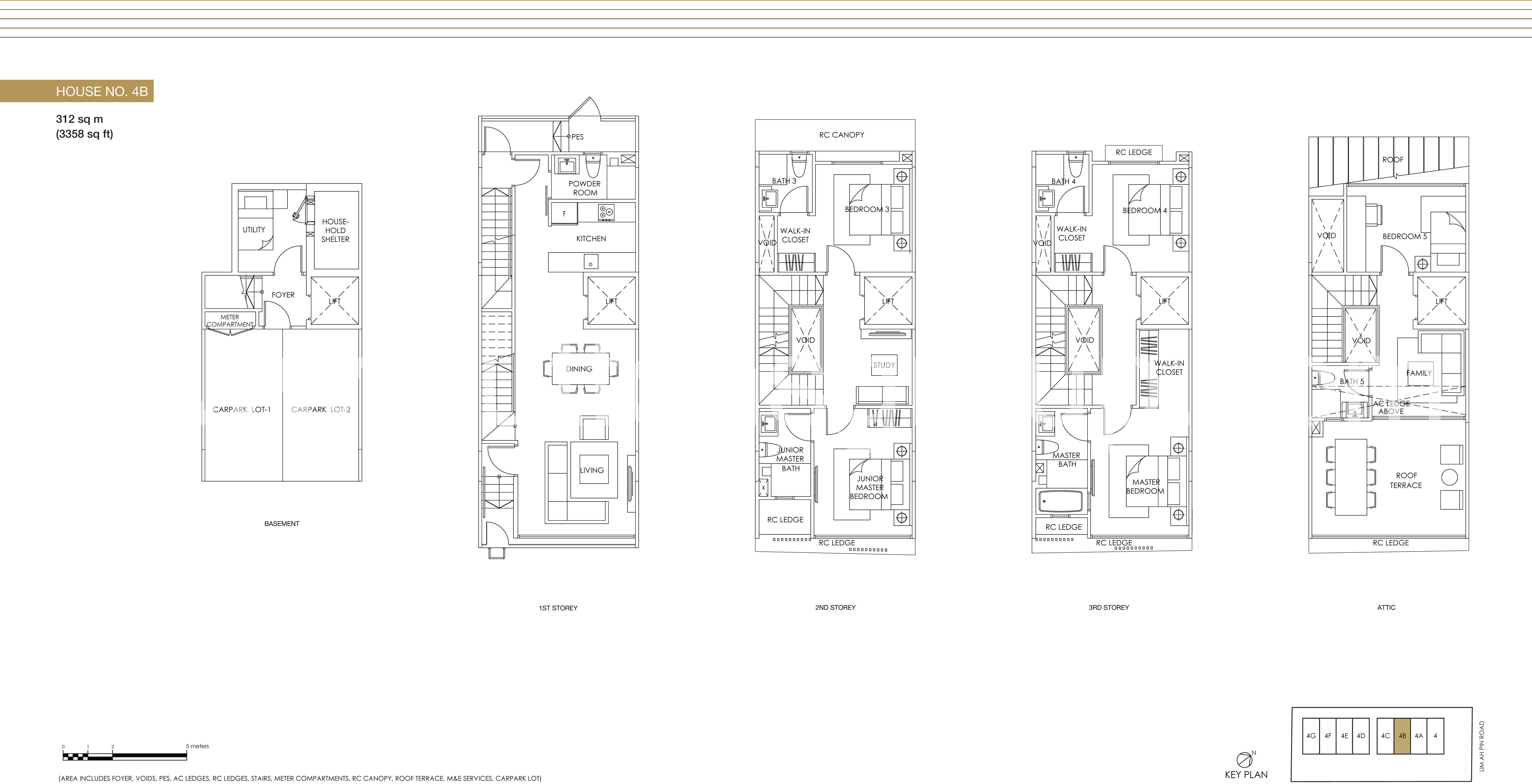 House no. 4B